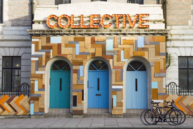 creative start-up in london workspace camden collective