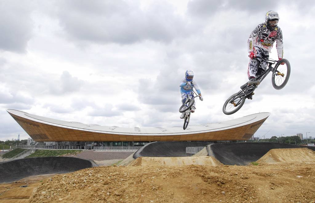 Adventures in London—BMX