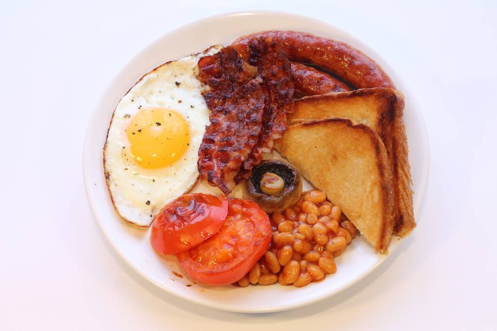 budget breakfasts in london
