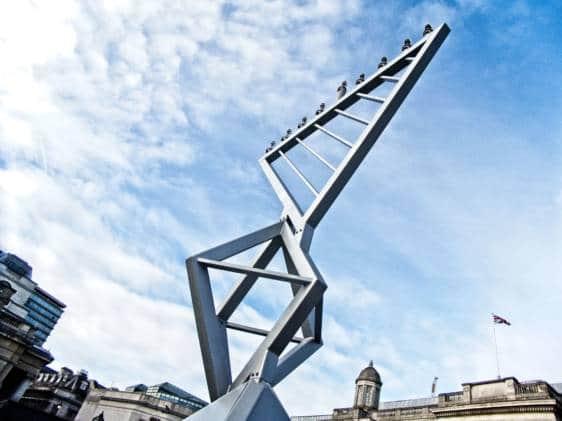 chanukah london trafalgar square