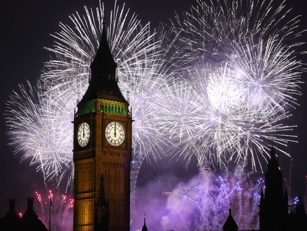 London New Year's Eve Party