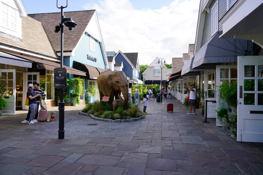 London Outlets Biscester